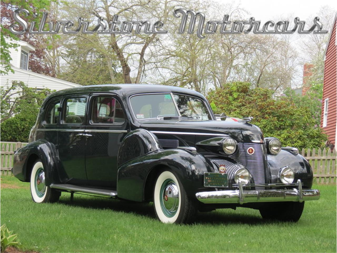 Large Picture of '39 Fleetwood - F8HI