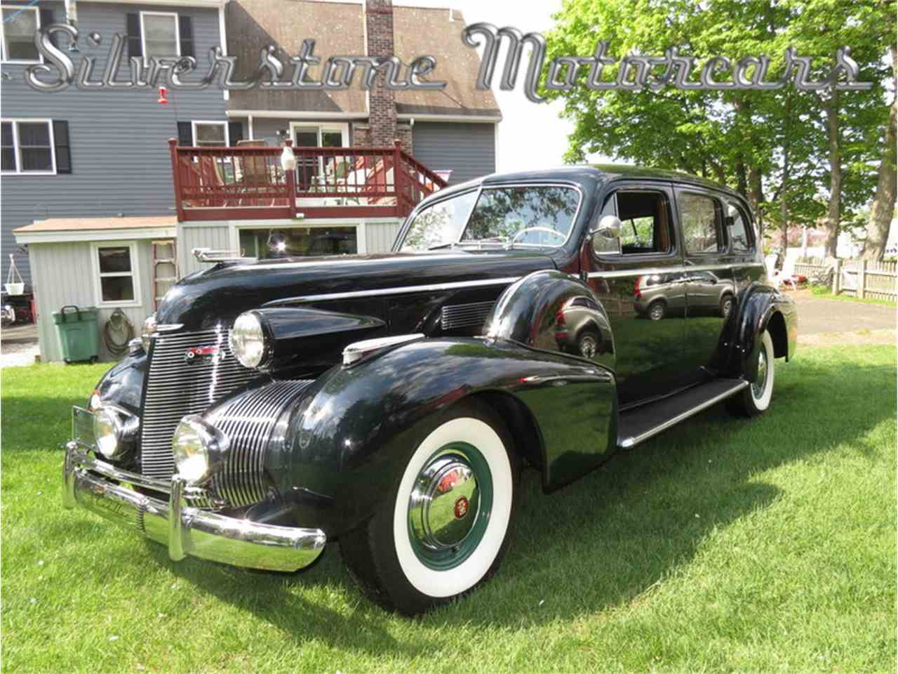 Large Picture of 1939 Fleetwood Auction Vehicle - F8HI
