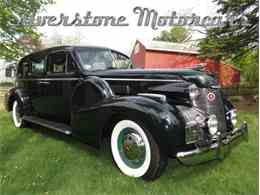 Picture of Classic 1939 Fleetwood located in Massachusetts Auction Vehicle Offered by Silverstone Motorcars - F8HI