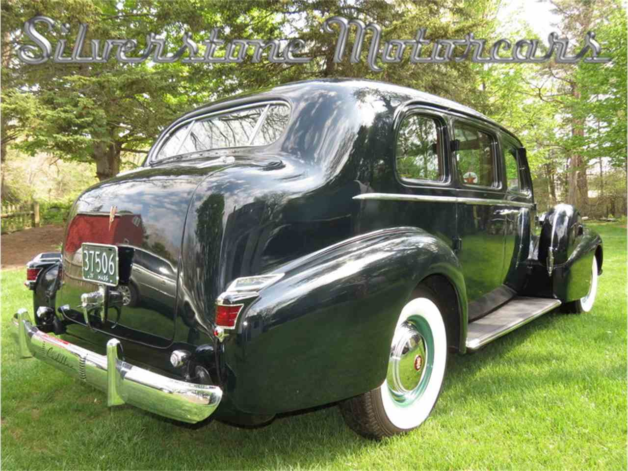 Large Picture of 1939 Cadillac Fleetwood located in North Andover Massachusetts Offered by Silverstone Motorcars - F8HI