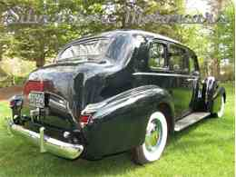 Picture of Classic '39 Cadillac Fleetwood located in North Andover Massachusetts Auction Vehicle - F8HI