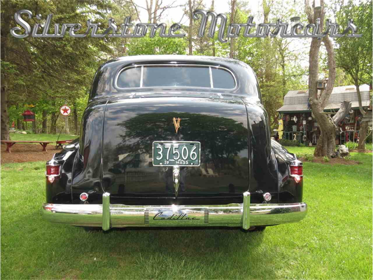 Large Picture of Classic '39 Cadillac Fleetwood located in Massachusetts Auction Vehicle Offered by Silverstone Motorcars - F8HI