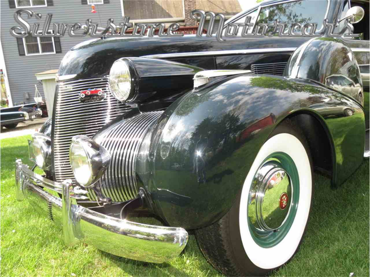 Large Picture of '39 Cadillac Fleetwood located in Massachusetts - F8HI