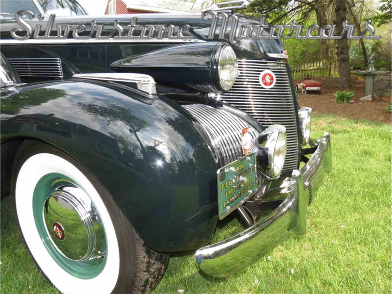 Large Picture of '39 Fleetwood located in North Andover Massachusetts Offered by Silverstone Motorcars - F8HI
