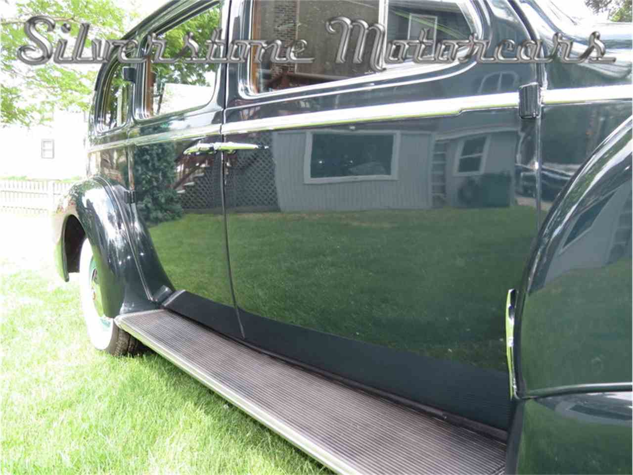 Large Picture of Classic 1939 Cadillac Fleetwood Offered by Silverstone Motorcars - F8HI