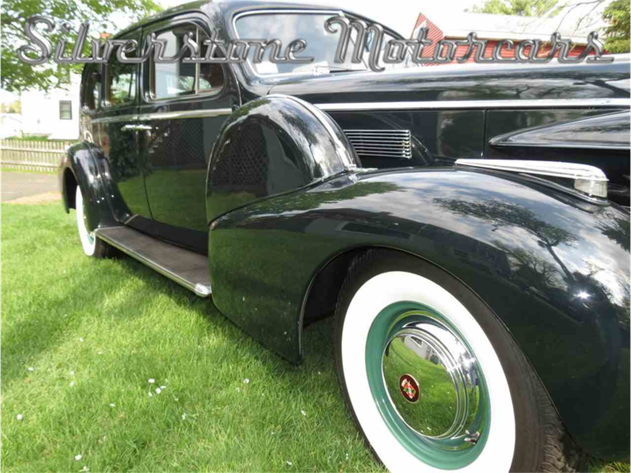 Large Picture of Classic '39 Fleetwood located in North Andover Massachusetts Auction Vehicle - F8HI
