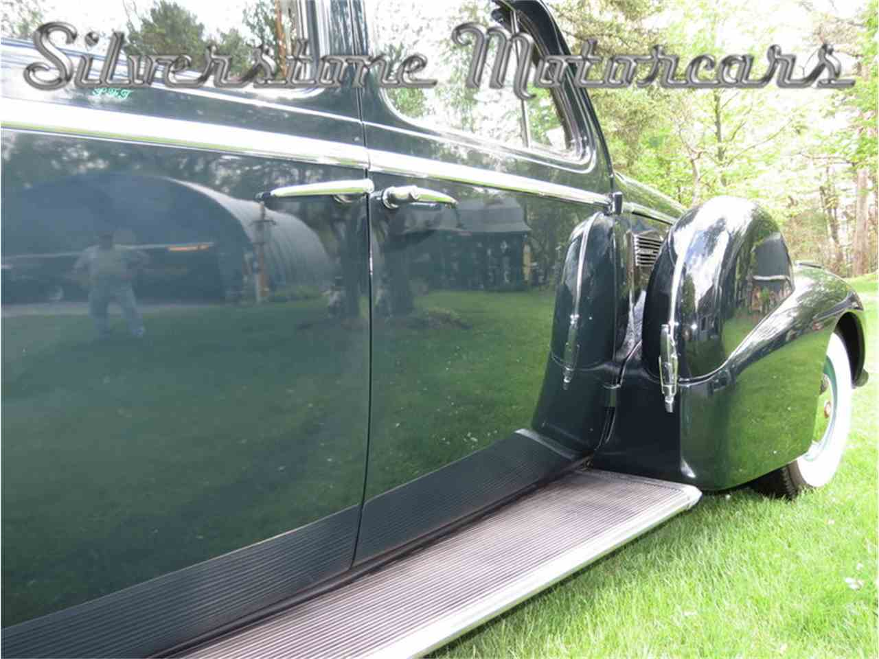 Large Picture of 1939 Cadillac Fleetwood located in North Andover Massachusetts - F8HI