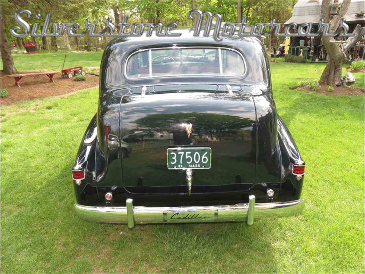 Large Picture of Classic 1939 Cadillac Fleetwood located in Massachusetts Auction Vehicle - F8HI