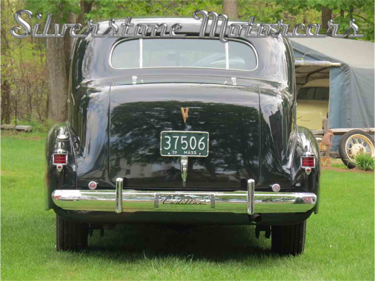Large Picture of Classic 1939 Fleetwood Auction Vehicle - F8HI