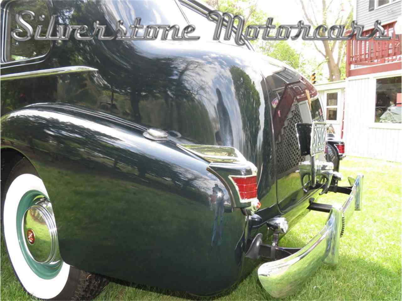 Large Picture of Classic '39 Fleetwood Auction Vehicle Offered by Silverstone Motorcars - F8HI