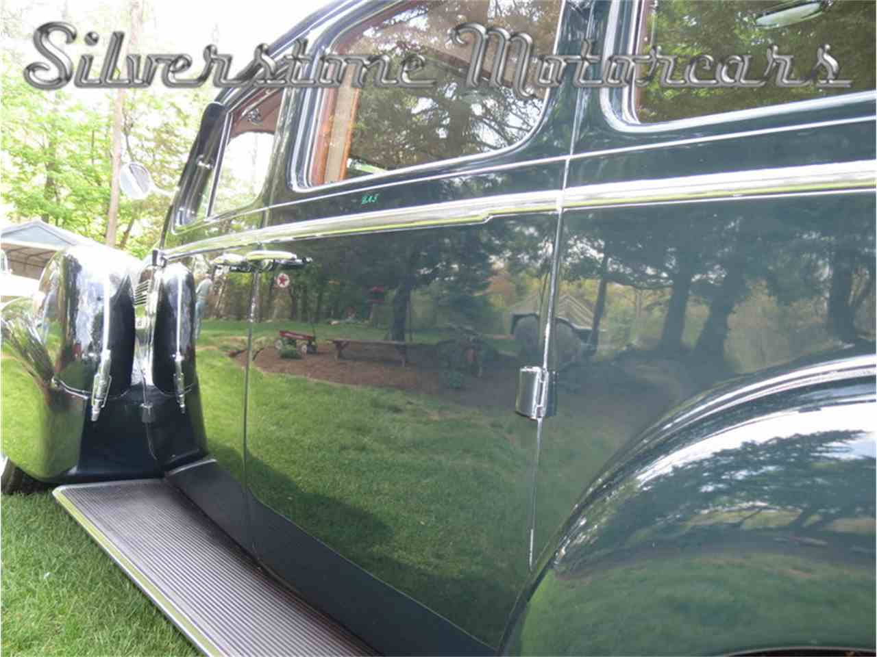 Large Picture of Classic '39 Fleetwood Offered by Silverstone Motorcars - F8HI