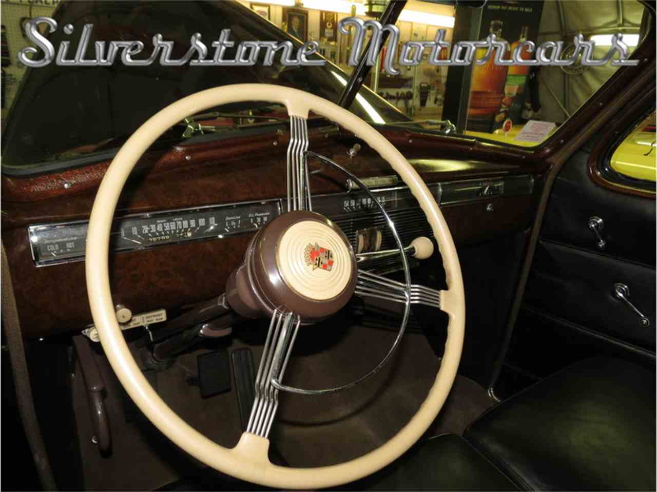 Large Picture of '39 Fleetwood Auction Vehicle - F8HI