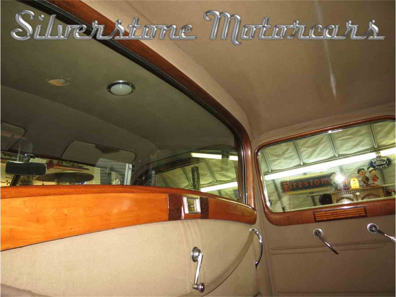 Large Picture of 1939 Fleetwood located in North Andover Massachusetts Auction Vehicle Offered by Silverstone Motorcars - F8HI