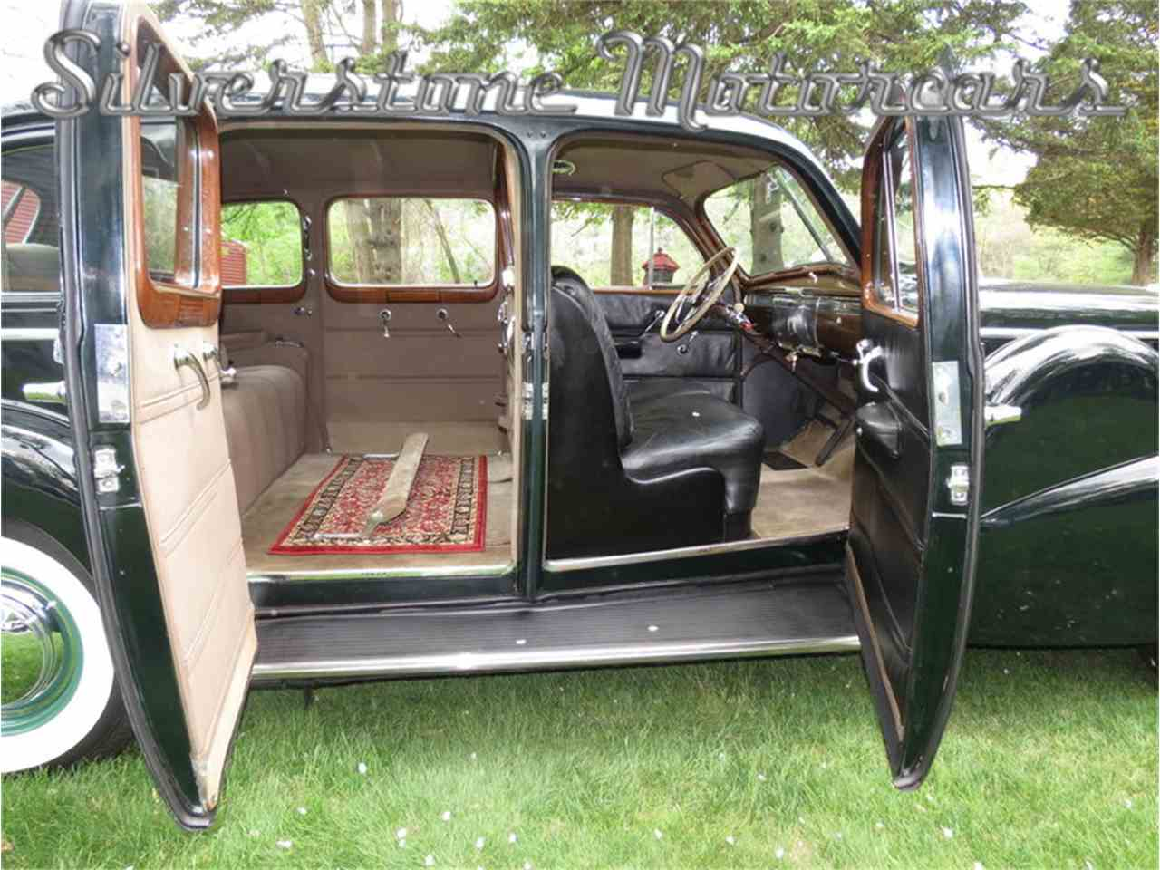 Large Picture of 1939 Cadillac Fleetwood Auction Vehicle - F8HI