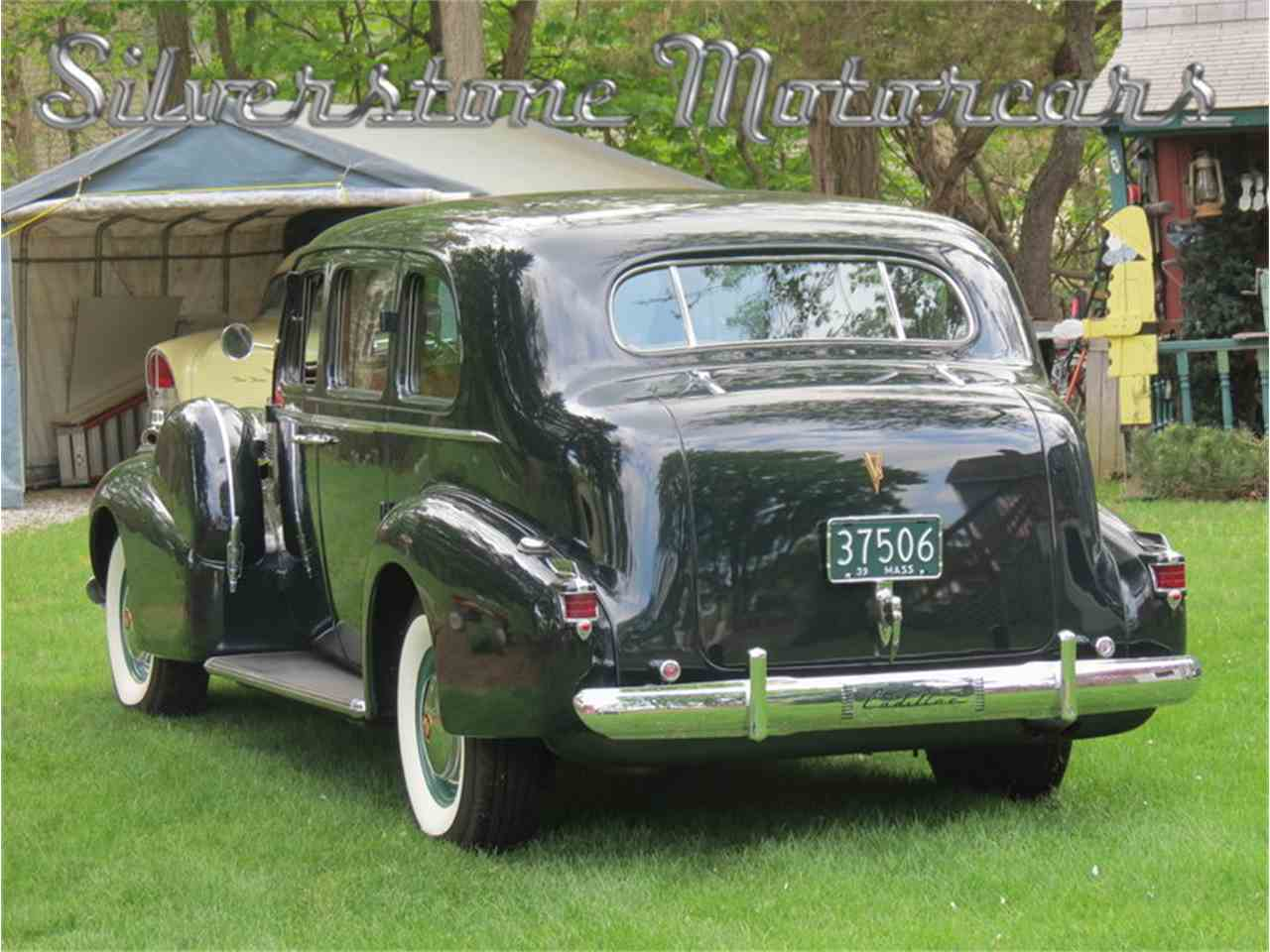 Large Picture of Classic '39 Fleetwood Auction Vehicle - F8HI