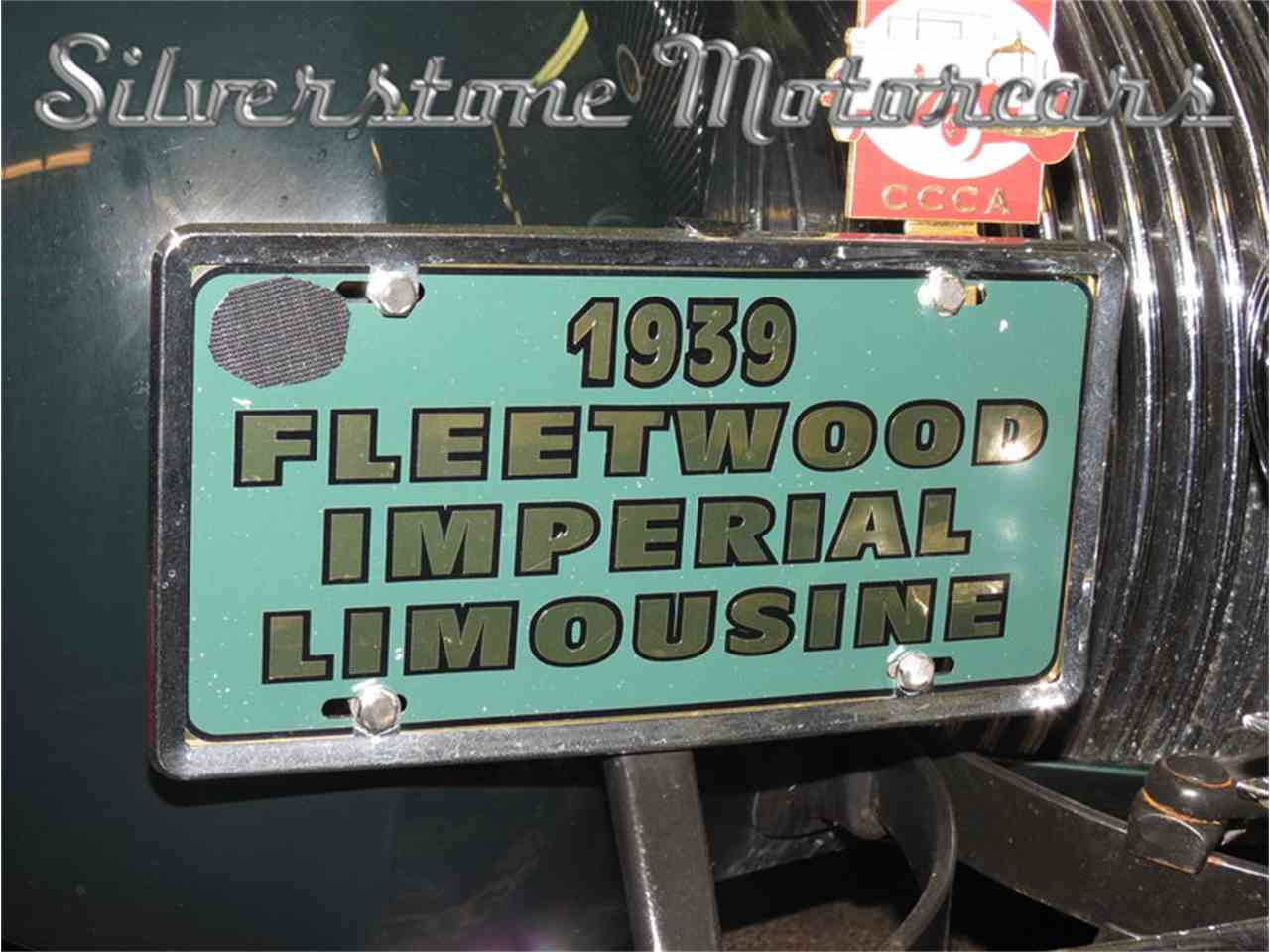 Large Picture of 1939 Fleetwood located in North Andover Massachusetts Auction Vehicle - F8HI