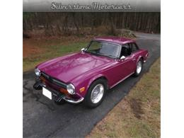 Picture of 1974 Triumph TR6 - $19,900.00 Offered by Silverstone Motorcars - F8HQ