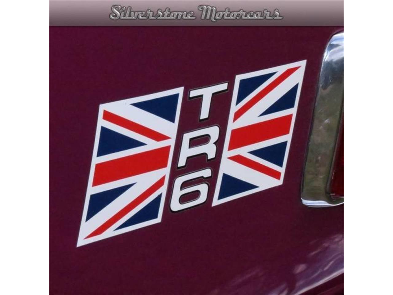 Large Picture of 1974 TR6 - F8HQ