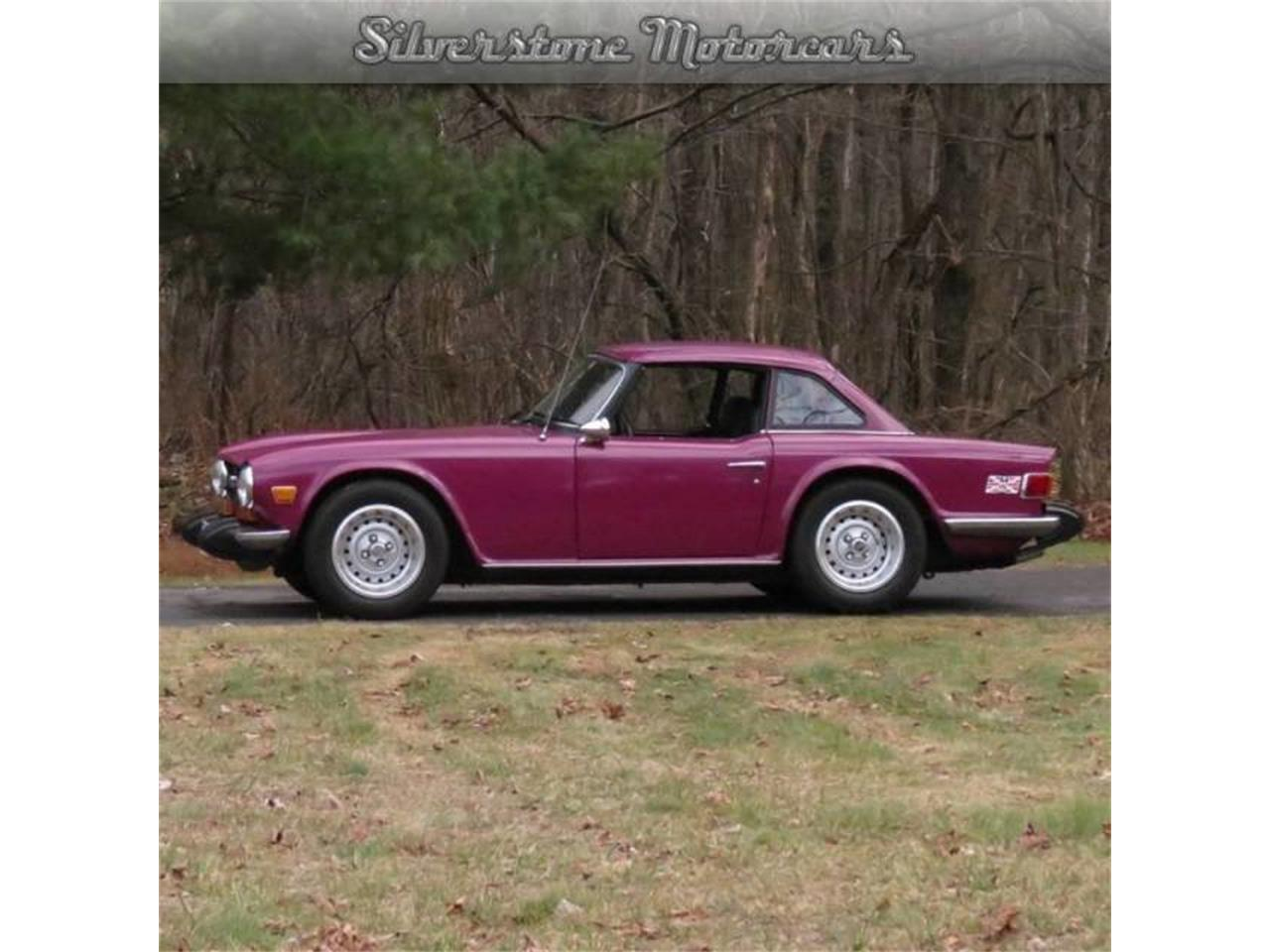 Large Picture of 1974 Triumph TR6 located in Massachusetts - F8HQ