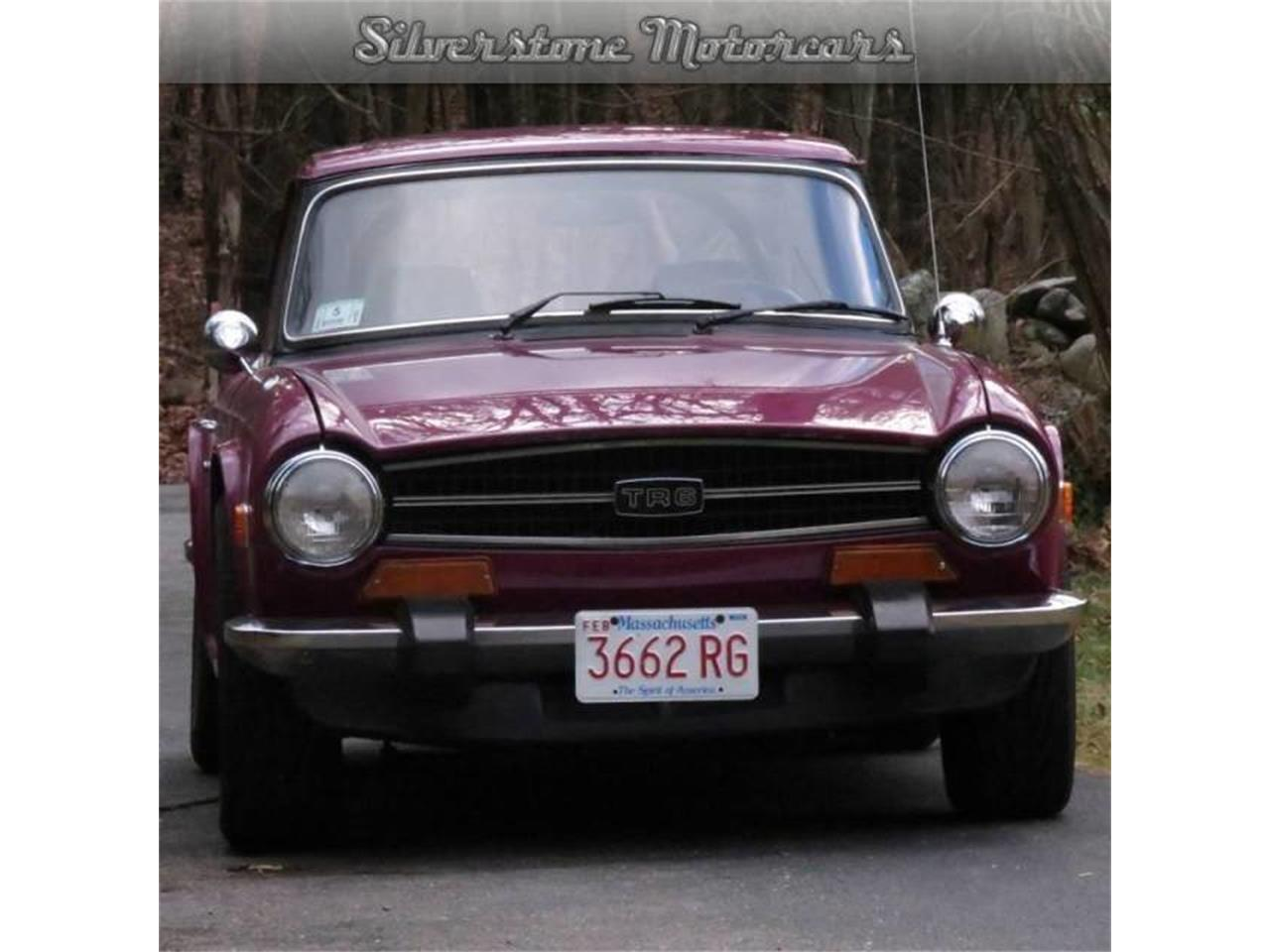 Large Picture of '74 Triumph TR6 Offered by Silverstone Motorcars - F8HQ