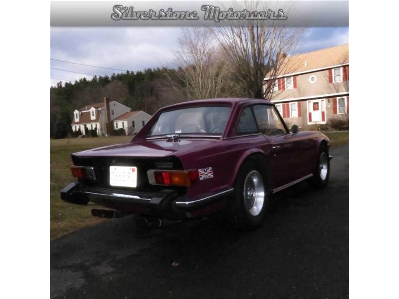 Large Picture of '74 TR6 - $19,900.00 Offered by Silverstone Motorcars - F8HQ