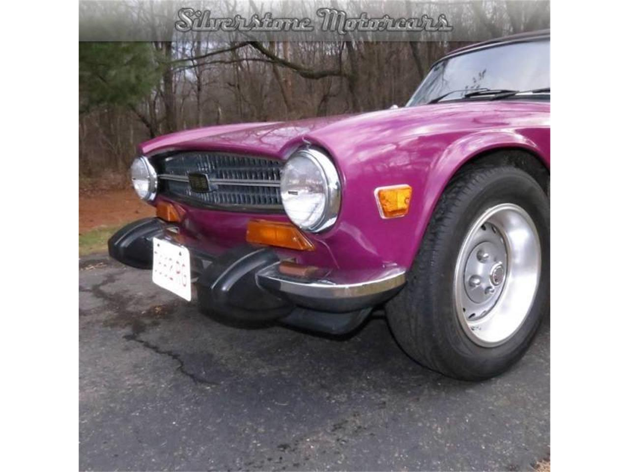 Large Picture of '74 Triumph TR6 located in Massachusetts - F8HQ