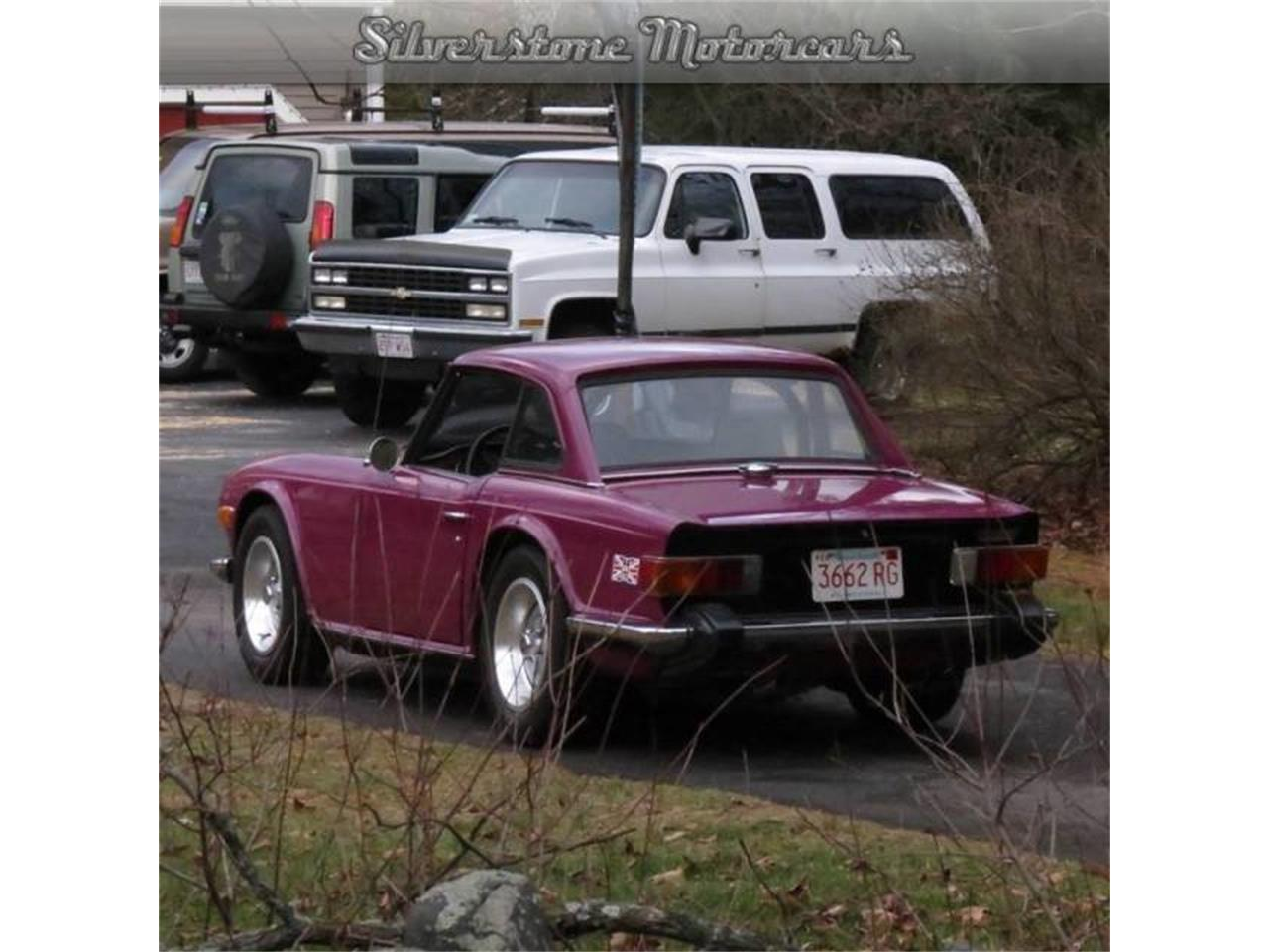 Large Picture of '74 Triumph TR6 - $19,900.00 Offered by Silverstone Motorcars - F8HQ