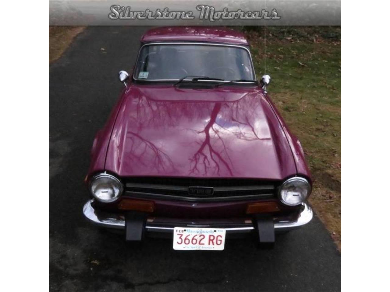 Large Picture of '74 Triumph TR6 - $19,900.00 - F8HQ