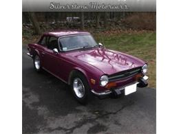 Picture of 1974 TR6 located in Massachusetts - $19,900.00 Offered by Silverstone Motorcars - F8HQ