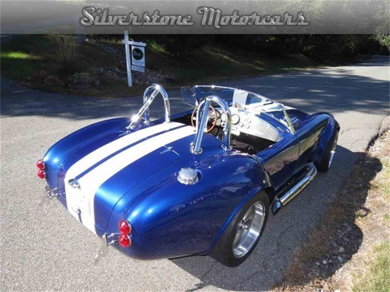 Large Picture of '65 Cobra Roadster - F8HW