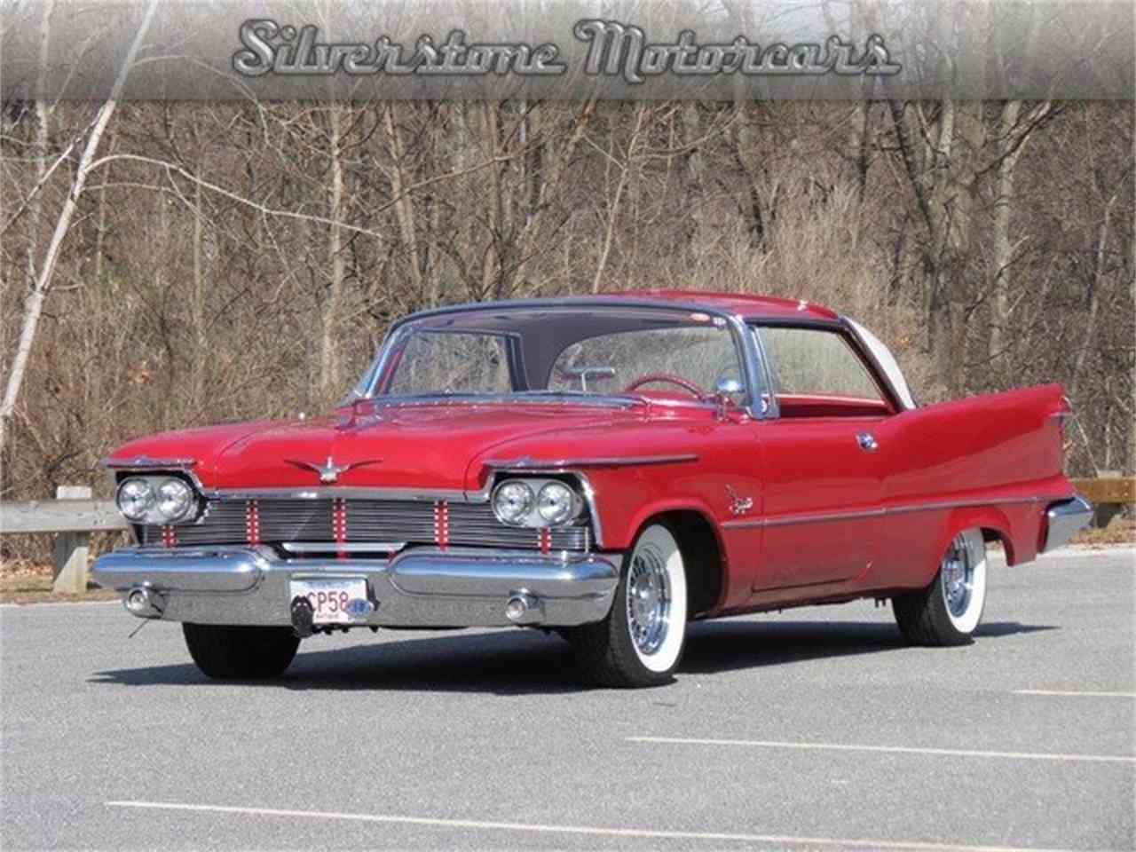 Large Picture of '58 Chrysler Southampton located in Massachusetts - $47,950.00 - F8I7