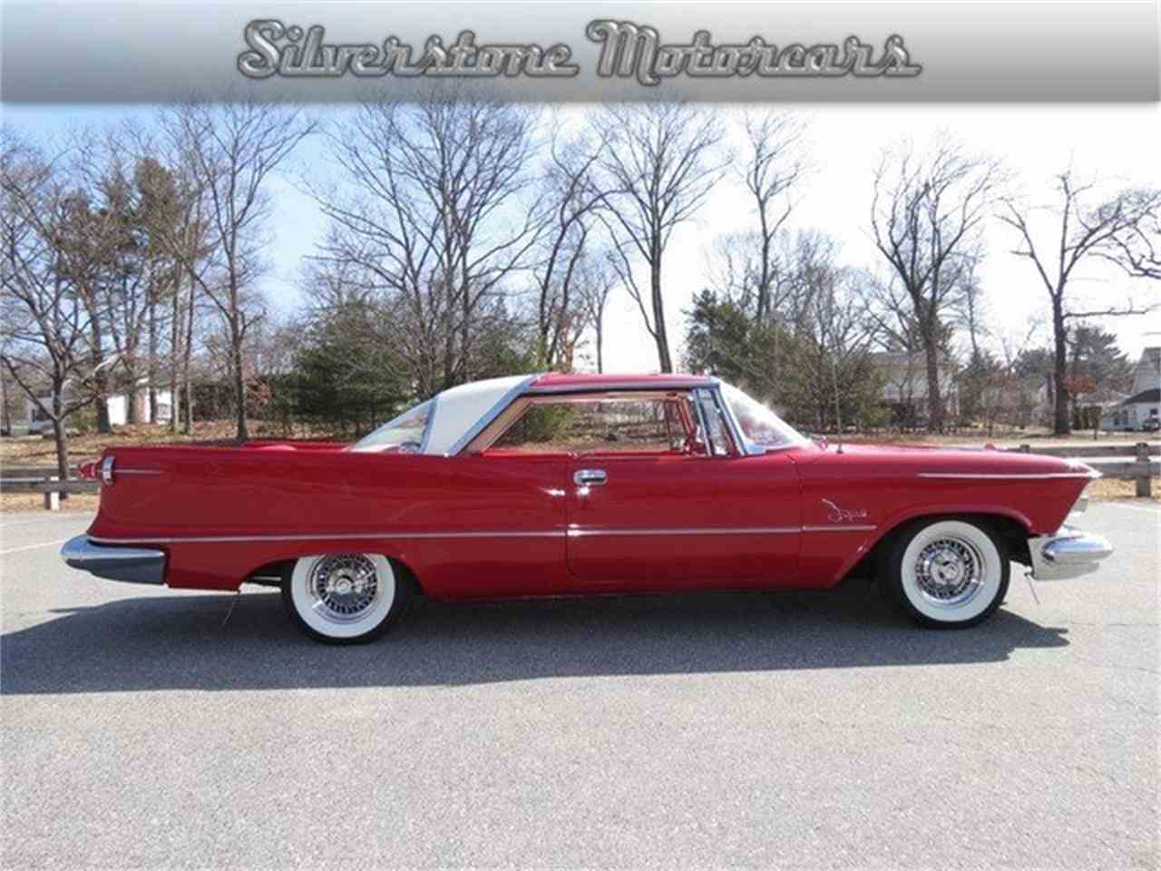 Large Picture of Classic '58 Chrysler Southampton located in Massachusetts - $47,950.00 - F8I7