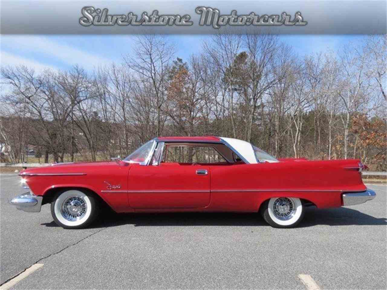 Large Picture of Classic '58 Chrysler Southampton - $47,950.00 Offered by Silverstone Motorcars - F8I7