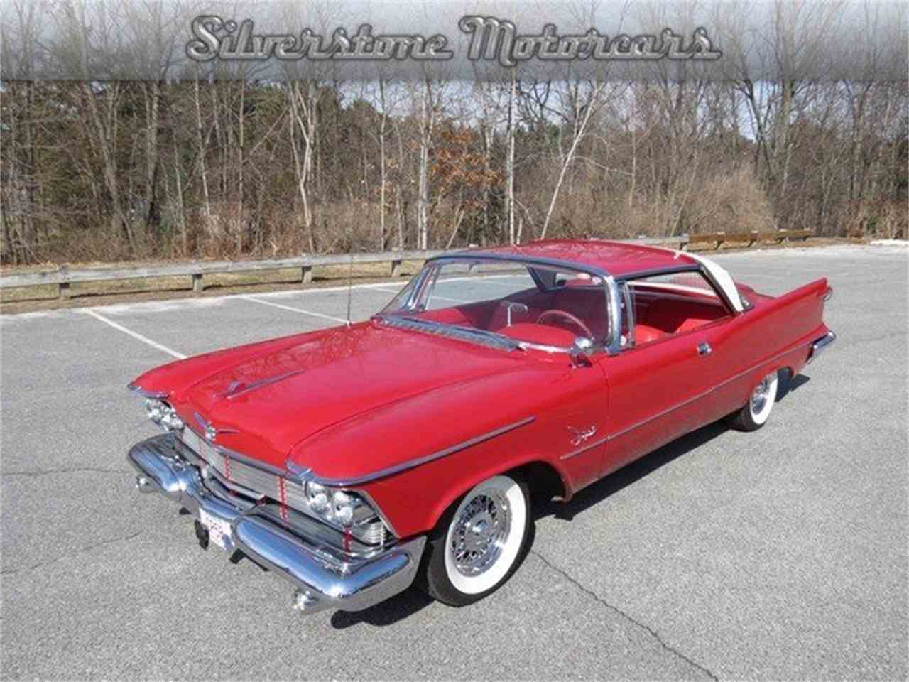 Large Picture of Classic '58 Chrysler Southampton located in Massachusetts - F8I7