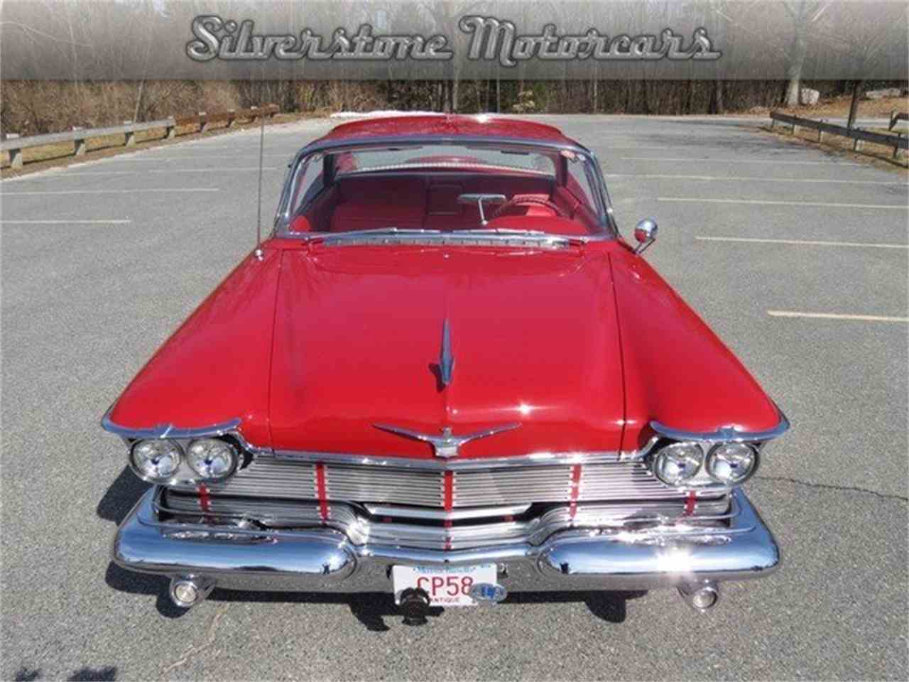Large Picture of Classic '58 Chrysler Southampton located in Massachusetts - $47,950.00 Offered by Silverstone Motorcars - F8I7