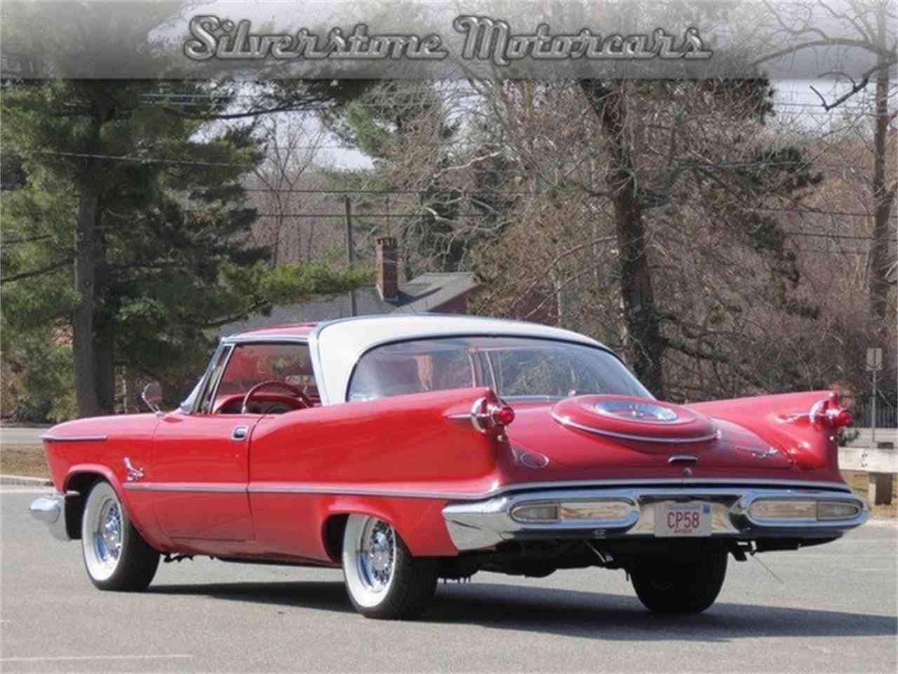 Large Picture of 1958 Chrysler Southampton located in Massachusetts Offered by Silverstone Motorcars - F8I7