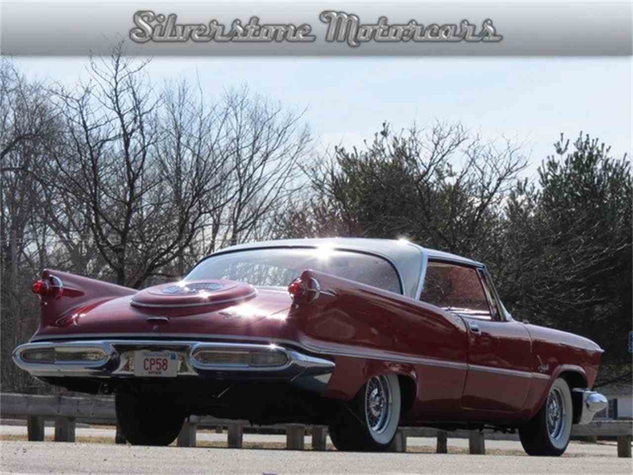 Large Picture of Classic 1958 Chrysler Southampton located in Massachusetts - $47,950.00 Offered by Silverstone Motorcars - F8I7