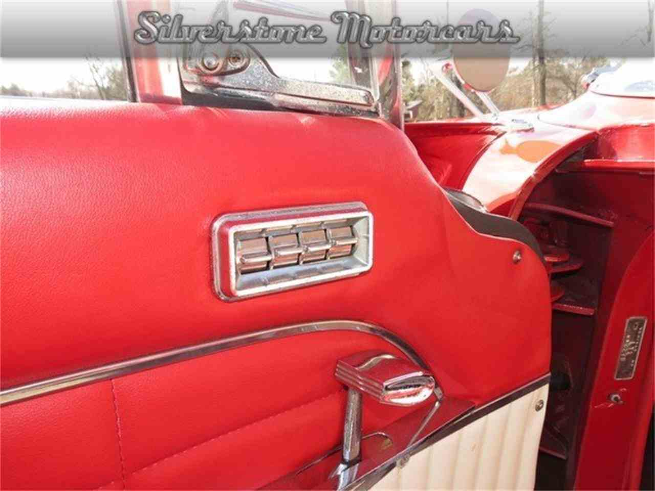 Large Picture of '58 Southampton located in Massachusetts - $47,950.00 Offered by Silverstone Motorcars - F8I7