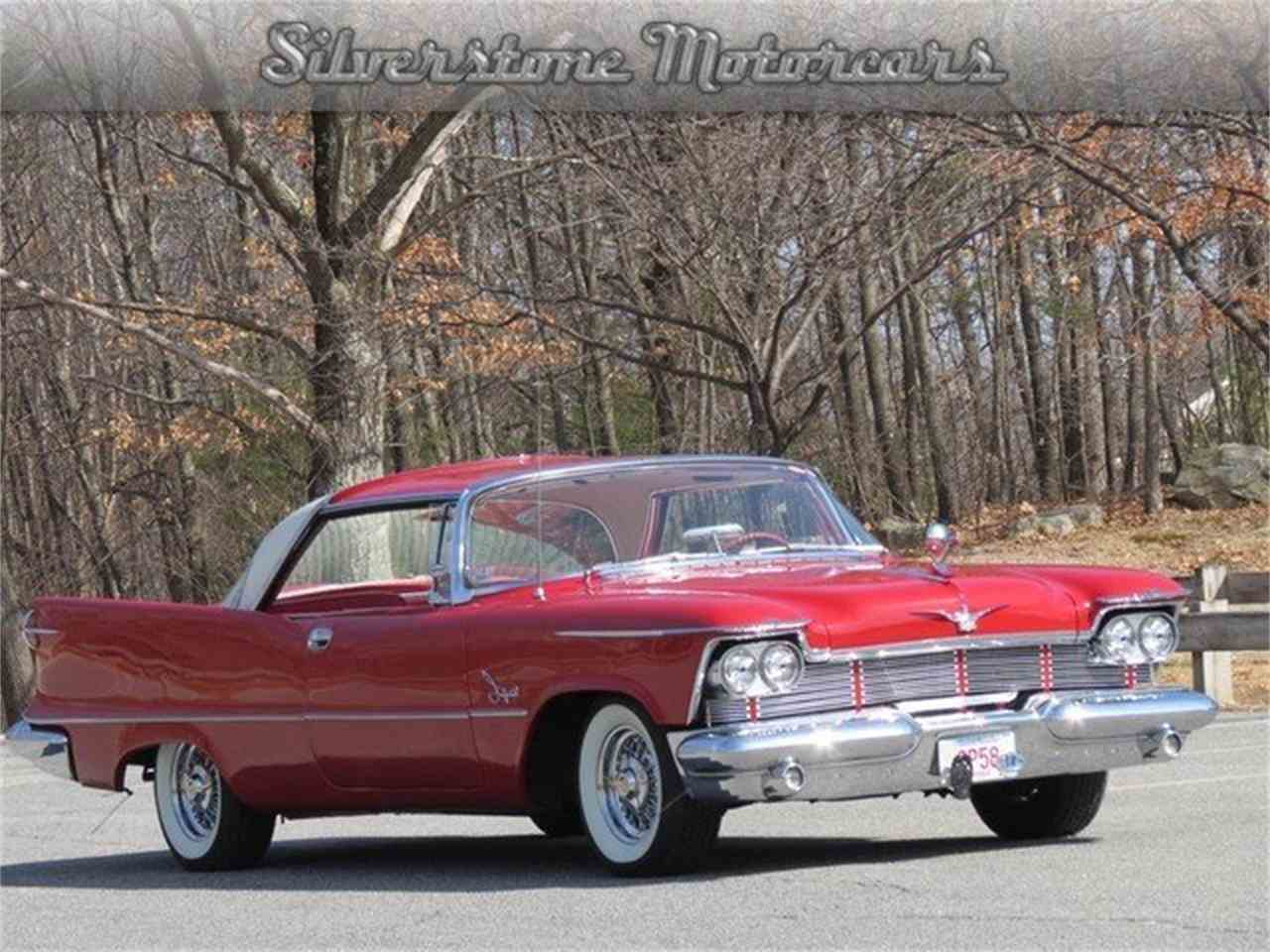 Large Picture of 1958 Southampton located in North Andover Massachusetts - $47,950.00 Offered by Silverstone Motorcars - F8I7
