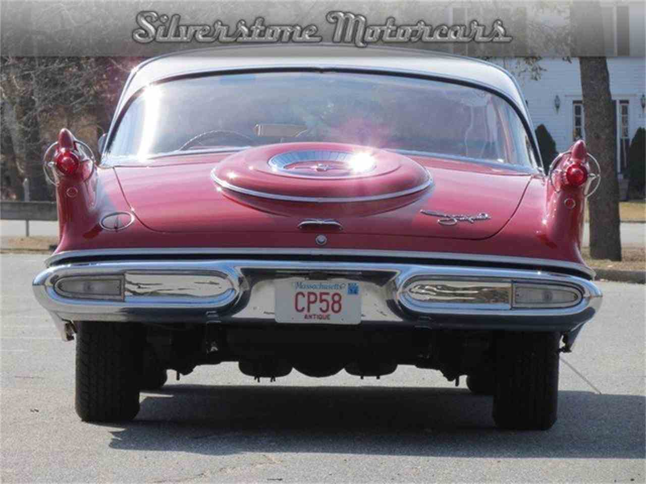 Large Picture of Classic 1958 Chrysler Southampton located in Massachusetts Offered by Silverstone Motorcars - F8I7