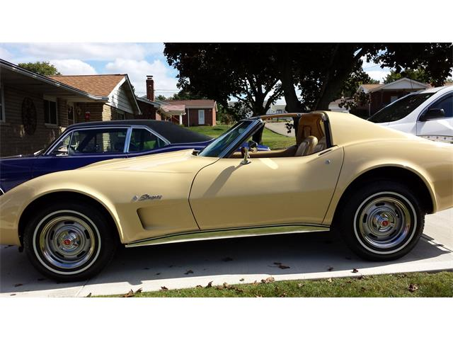 Picture of '76 Chevrolet Corvette Stingray located in Pennsylvania Offered by a Private Seller - FELF