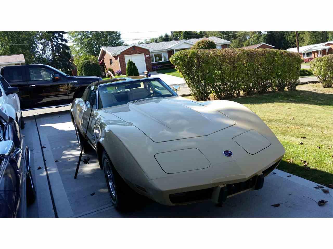 Large Picture of '76 Corvette Stingray - FELF