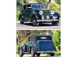 Picture of Classic 1939 Rolls-Royce Phantom Offered by Gullwing Motor Cars - FEM4
