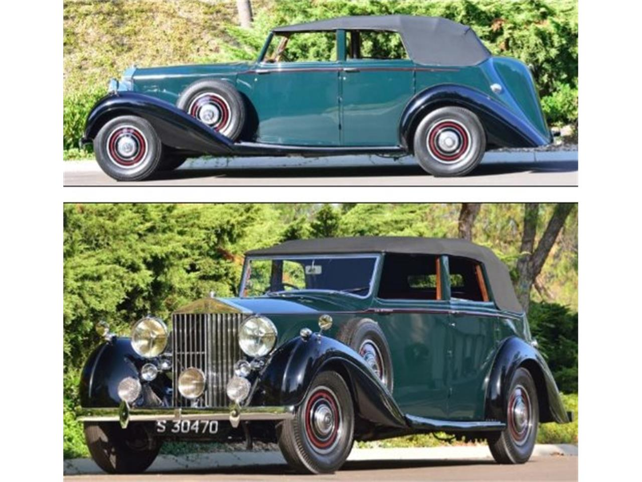 Large Picture of Classic 1939 Rolls-Royce Phantom located in New York - $379,500.00 - FEM4