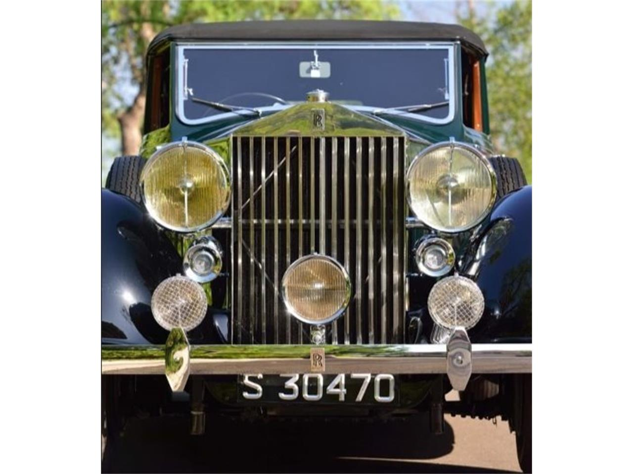 Large Picture of Classic '39 Phantom located in New York - $379,500.00 Offered by Gullwing Motor Cars - FEM4