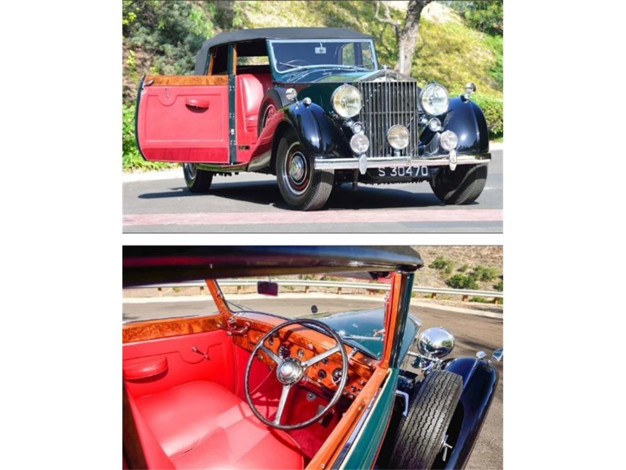 Large Picture of 1939 Rolls-Royce Phantom - $379,500.00 Offered by Gullwing Motor Cars - FEM4
