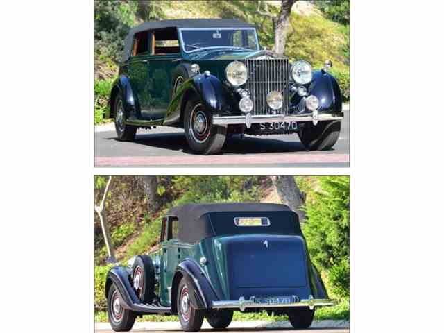 Picture of Classic 1939 Phantom - $379,500.00 Offered by  - FEM4