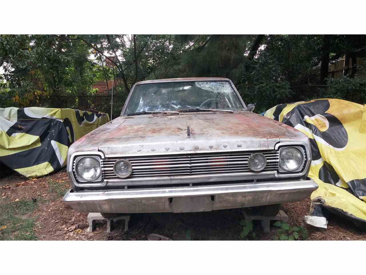 Large Picture of '66 Belvedere - FENZ