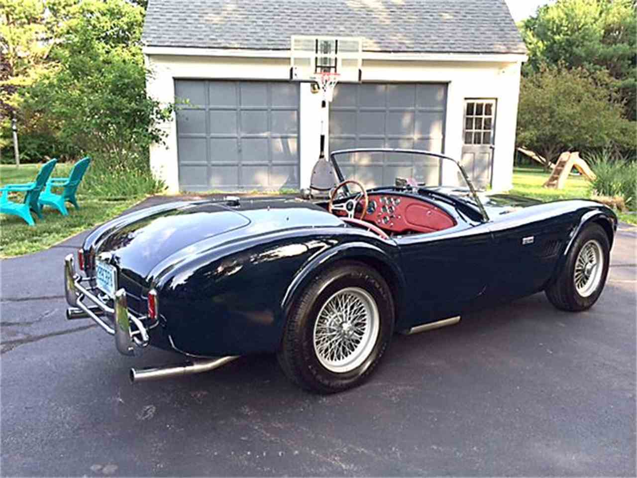 Large Picture of Classic 1964 AC Cobra located in New Hampshire - FEO7