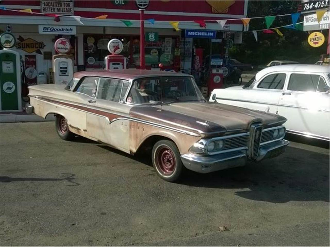 Large Picture of Classic 1959 Edsel Ranger Offered by Marshall Motors - FETM